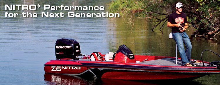 Nitro® Boats - Performance for the next generation